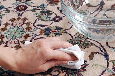 رفع بوی نا مطبوع فرش