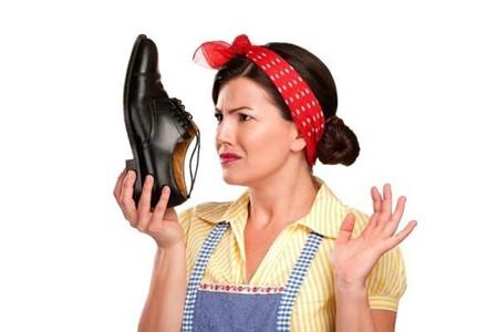 کفش های خود را خوشبو کنید