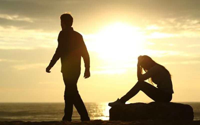 4 مرحله بهبود بعد از پایان رابطه عاطفی